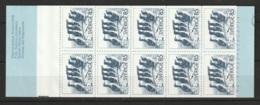 Sweden,  1976 Seabirds. C917 ** MNH/Postfrisch H288 - Carnets