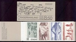 Suede, Sweden - 1976 Angermanland Province. Fishing, Pêcher. Carnet Yvert C927 MNH/**/ Postfrisch - Carnets