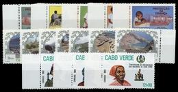 1982, Kap Verde, 455-57 U.a., ** - Kap Verde