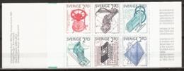 Suede, Sweden - 1984 Carnet C1264 Neuf Exportations Suèdoises - Made In Sweden - MNH/**/Postfrisch - Carnets
