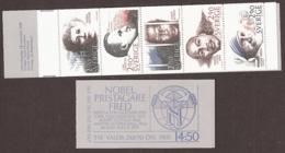 Suede, Sweden - 1986 Nobelprize Nobel Yvert: Carnet C1395 MNH/**/Postfrisch - Carnets