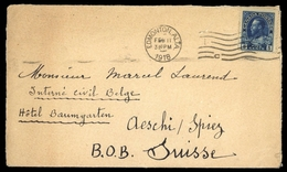 1918, Canada, 95 A, Brief - Canada