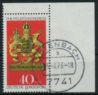 BRD 1973 Nr 766 Zentrisch Gestempelt X84F4C2 - [7] República Federal