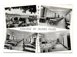 Tulle - Multivues - Collège De Jeunes Filles - Tulle