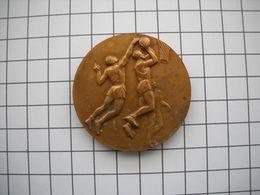 1137  MÉDAILLE Basket Ball   Ph DOURTHE Critérium 74    Lauriers - Otros