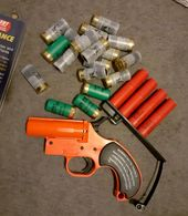 Pistolet Lance Fusée Orion Neuf - Sammlerwaffen