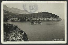 CROATIA HRVATSKA MAKARSKA Postcard (see Sales Conditions) 02046 - Croatia