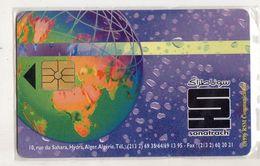 ÂLGERIE Ref MV Cards ALG-17 SONATRACH 140U - Argelia