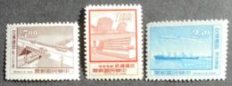 Taiwan 1972 Complete Set, Mi #926-928, MNH - Taiwan (Formosa)