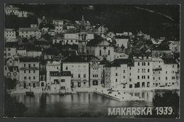 CROATIA HRVATSKA MAKARSKA Postcard (see Sales Conditions) 02045 - Croatia