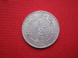 Chile 1/2 Centesimos 1963 - Chile
