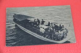 Poland Swinoujscie Seebad Swinemunde Ei E Fahrt Auf See 1923 - Polonia
