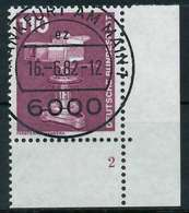 BRD DS INDUSTRIE U. TECHNIK Nr 1134 Zentrisch Gestempelt FOR X92BDDA - BRD