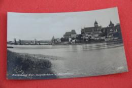 Poland Marienburg Nogalbrucken N. 4229 NV - Polonia