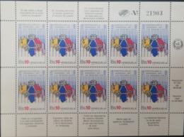 U) 1988, VENEZUELA, HALF A CENTURY OF SURVEILLANCE MONITORING AND CONTROL, SHEET - Venezuela