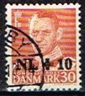 DANEMARK /Oblitérés/Used/1953 - Au Benefice Des Oeuvres De Secours Des Pays Bas Innondés - Denmark