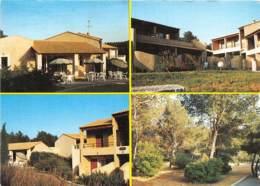 Maison De La Gendarmerie Village Familial De Vacances ROQUEFORT EN BEDOULE 9(scan Recto-verso) MA992 - Otros Municipios