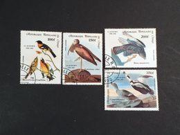 Congo 1985 Birds - Oblitérés