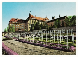 Germany - Bad Waldsee / Kloster Reute - Mutterhaus Der Franziskanerinnen - Friedhof Der Klosterfrauen - Kerken En Kloosters