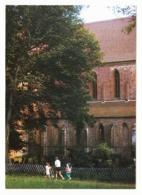 Germany - Chorin / Kloster Chorin - Zisterzienserkloster - Nordgiebel Mit Klosterfriedhof - Kerken En Kloosters