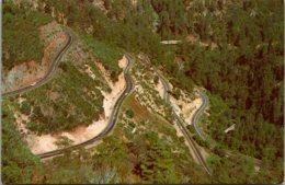Arizona Switchbacks Into Oak Creek Canyon - Autres