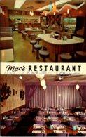 Minnesota Rochester Mac's Restaurant - Rochester