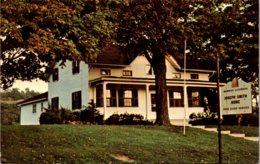 New York Palmyra Joseph Smith's Boyhood Home - NY - New York