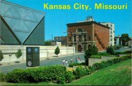 Missouri Kansas City Partial View Of Convention Complex - Kansas City – Missouri