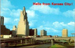 Missouri Kansas City Skyline Showing Kansas City Power And Light Company Building - Kansas City – Missouri
