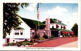 New Jersey Clifton Robin Hood Inn - United States