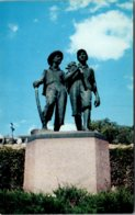 Missouri Hannibal Cardiff Hill Tom And Huck Statue - United States