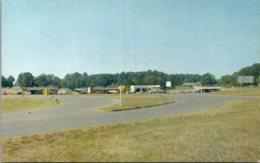 Texas Henderson Traffic Circle - United States