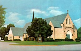 Oklahoma Perry Christ Lutheran Church - Etats-Unis
