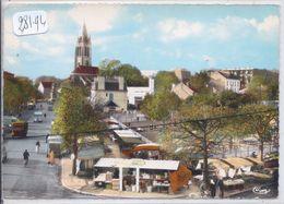 VITRY-SUR-SEINE- LE MARCHE ET L EGLISE- CIM 4745 - Vitry Sur Seine