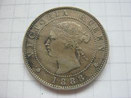 Jamaica , 1/2 Penny 1888 - Jamaica