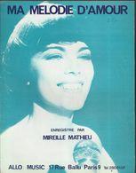"""""""Ma Mélodie D'amour"""" (Herzen Haben Keine Fenster) Mireille Mathieu - Musik & Instrumente"""
