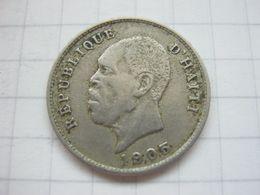 Haiti , 5 Centimes 1905 - Haiti