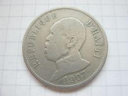 Haiti , 50 Centimes 1907 - Haiti