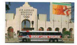 USA - The LOS ANGELES COLISEUM - Car (H69) - Los Angeles