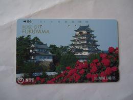 JAPAN  USED CARDS   LANDSCAPES - Japan