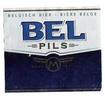 BIERE BEL PILS 1871 - BRASSERIE DUVEL A BREENDONK PUERS SAINT AMAND BELGIQUE, VOIR LE SCANNER - Bier
