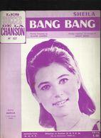 """Bang Bang"" (My Baby Shot Me Down) Sheilab - Les Succès De La Chanson N°107 - Musik & Instrumente"