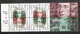 Bosnia Serbia 2018 Isaac Newton, Science, Astronomy, Physic, Mathematic, Philosophy, England, Mini Sheet, MNH - Bosnia Herzegovina