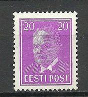 ESTLAND Estonia 1936 Michel 118 * - Estonia