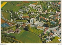 AK  Kehl Ortenaukreis Kork Korker Anstalten Luftaufnahme _ Ansichtskarte - Germany