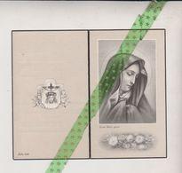 Marie Elodie Van Wonterghem-Vlaeminck, Vosselare 1862, Poeke 1951 - Décès
