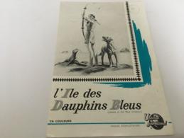 P4 - L'Ile Des Dauphins Bleus - Archére - Publicidad
