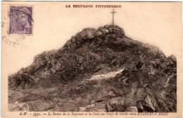 61iks 541 CPA - ETABLES - LE ROCHER DE LA ROGNOUSE ENTRE BINIC ET ETABLES - Etables-sur-Mer