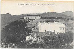 SOUVENIR DE LA DRETTE : ROUTE DE LA CORNICHE - Autres Communes