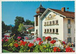 AK  Rottach Egern Rathaus - Tegernsee